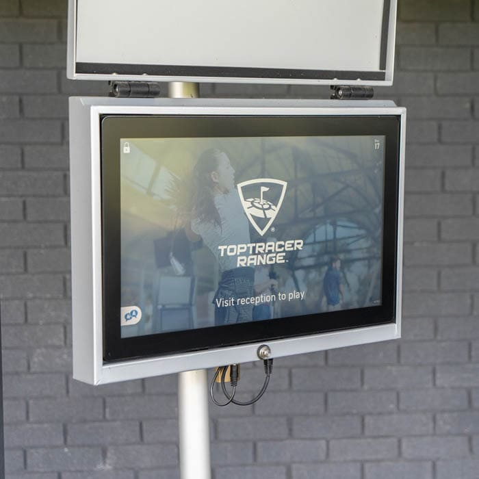Toptracer Tech - Delapregreen Room